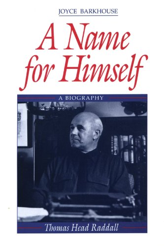 A Name for Himself: A Biography of Thomas Head Raddall (9780920474587) by Joyce Barkhouse