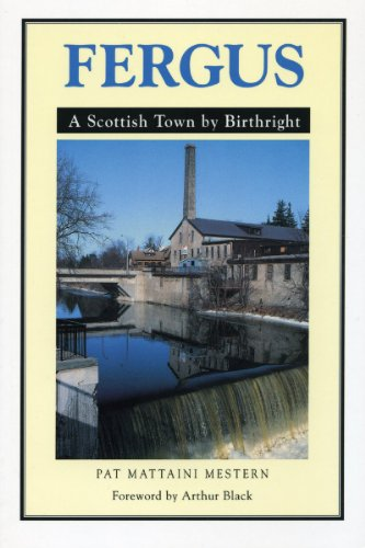 9780920474976: Fergus: A Scottish Town by Birthright