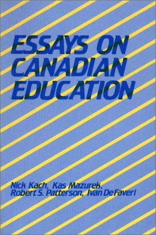 essays on canada Canada essay despite canada's great size, it is one of the world's most sparsely populated countries this fact, coupled with the grandeur of the landscape, has been central to the sense of canadian national identity.