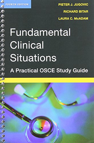 Fundamental Clinical Situations: A Practical OSCE Study: Jugovic MD MSc