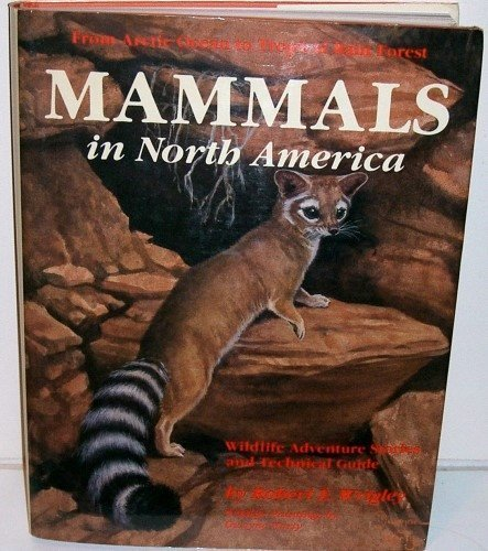 Mammals in North America: From Arctic Ocean to Tropical Rain Forest Wildlife Adventure Stories and ...