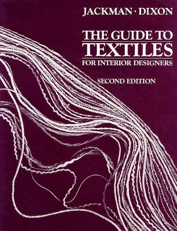 9780920541920: Guide to Textiles for Interior Designers