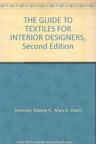 9780920549254: The Guide to Textiles for Interior Designers