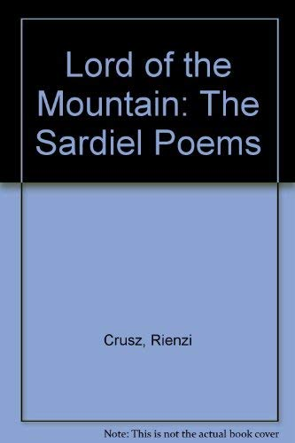 9780920661826: Lord of the Mountain: The Sardiel Poems