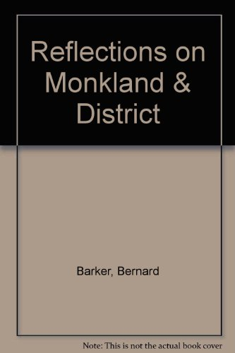 9780920667064: Reflections on Monkland & District