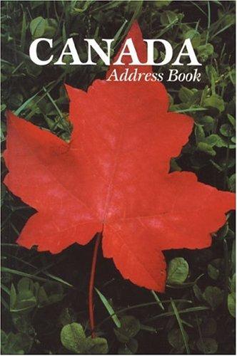 Canada Address Book: Firefly Books