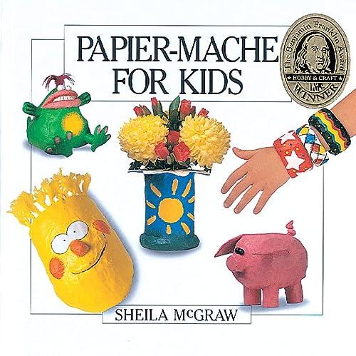 9780920668931: Papier-Mache for Kids