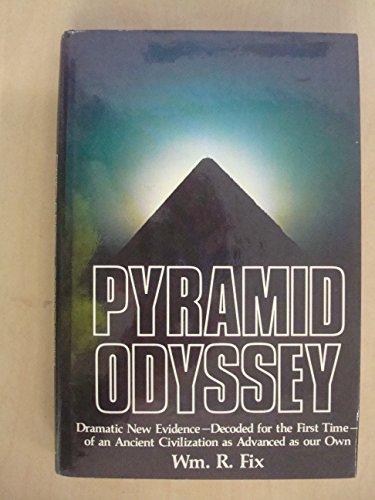 9780920672006: Pyramid Odyssey