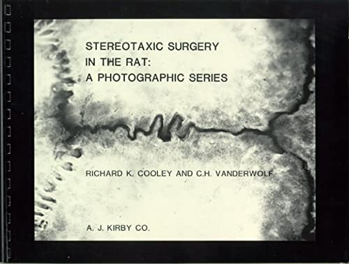 9780920700006: Stereotaxic Surgery in the Rat: A Photographic Series