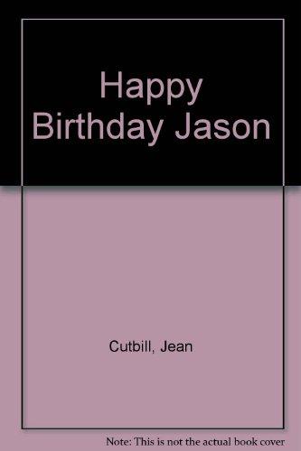 9780920702376: Happy Birthday Jason