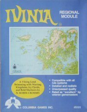 9780920711019: Ivinia Regional Module: A Viking Land Brimming with Warring Kingdoms, Icy Fjords, and Bold Mariners (Harn) [BOX SET]