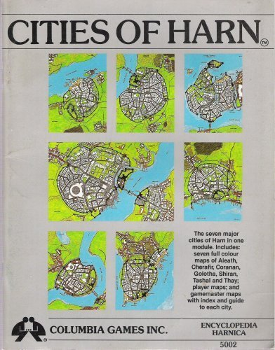 9780920711149: Cities of Harn [Paperback]