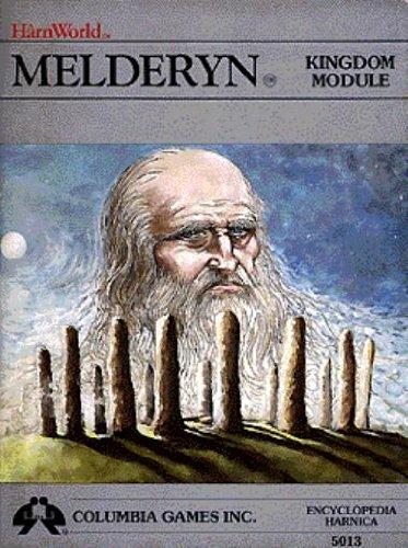 Melderyn (Harn - Kingdoms & Regions): N. Robin Crossby