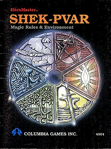Shek-Pvar - Magic Rules & Environment (Harn - Magic & Religion)