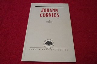 Johann Cornies: Epp, David H.