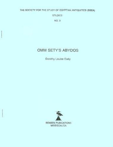 9780920808092: Omm Sety's Abydos