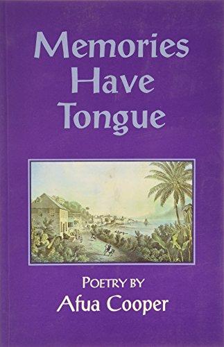 9780920813508: Memories Have Tongues