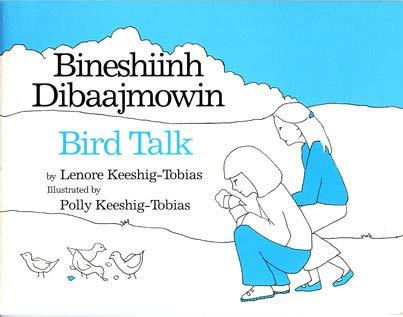 Bird Talk -OS: Lenore Keeshig-Tobias