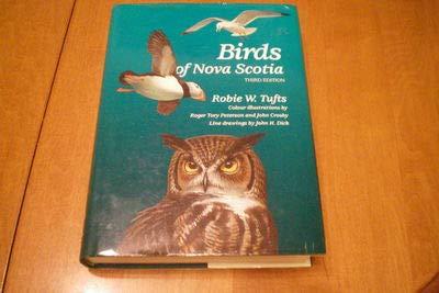 9780920852644: Birds of Nova Scotia