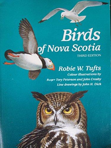 9780920852668: Birds of Nova Scotia