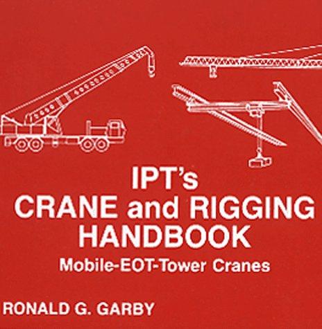 9780920855140: IPT's Crane and Rigging Handbook