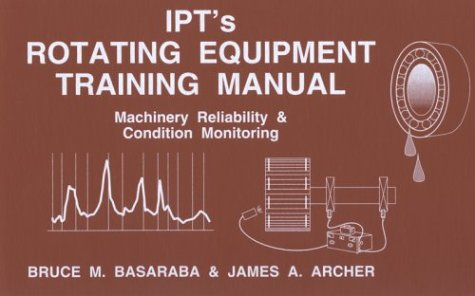 IPT's rotating equipment training manual: Machinery reliability & condition monitoring