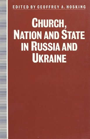 9780920862711: Church, Nation and State in Russia and Ukraine