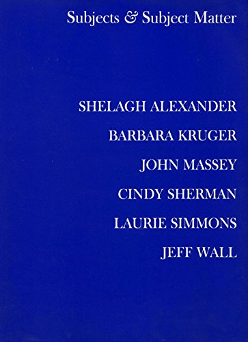 Subjects & subject matter: Shelagh Alexander . [et al.] : an exhibition: Town, Elke