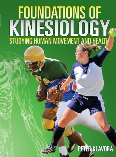 Foundations of Kinesiology: Studying Human Movement and