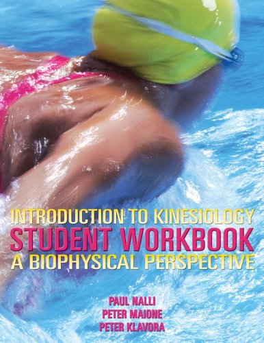 9780920905111: Introduction to Kinesiology Student Workbook