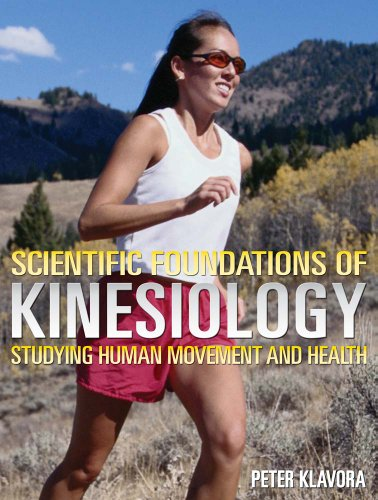 9780920905395: Scientific Foundations of Kinesiology: Studying Human Movement and Health