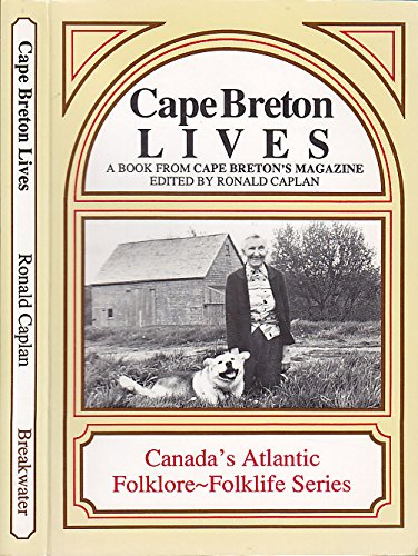 9780920911495: Cape Breton lives: A book from Cape Bretons magazine