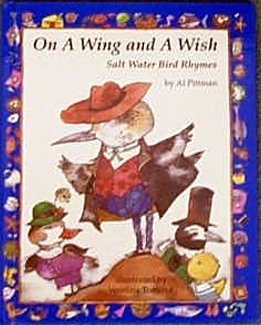 On a Wing and a Wish : Al Pittman