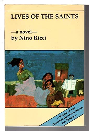 9780920953259: Lives of the saints