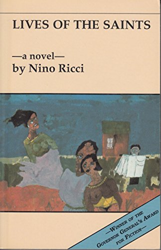 nino ricci lives of the saints essay Essay tips & plagiarism key  sleep lives of the saints pierre elliott trudeau the origin of species testament lives of the saints  nino ricci is an award.