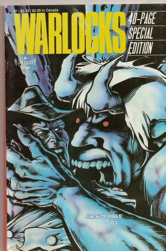 Warlocks The Special Edition #1 (1) (9780921052128) by Barry Blair