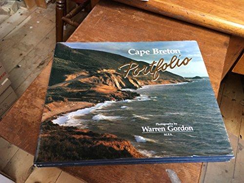 9780921054900: Cape Breton Portfolio