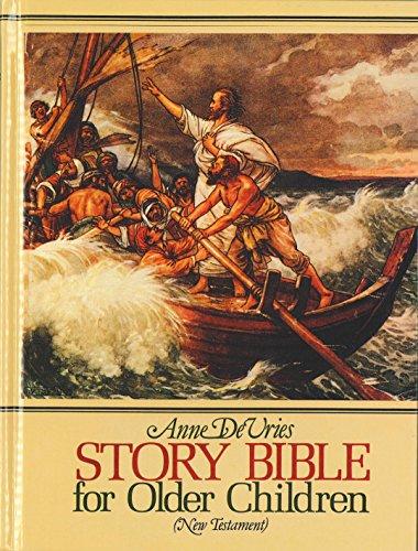 9780921100973: Story Bible for Older Children: New Testament