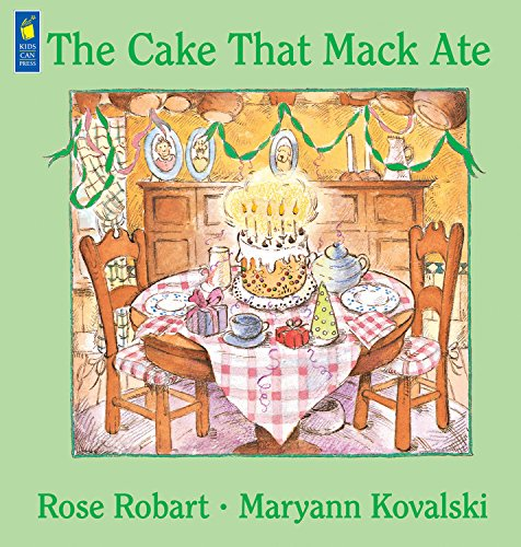 9780921103295: The Cake That Mack Ate