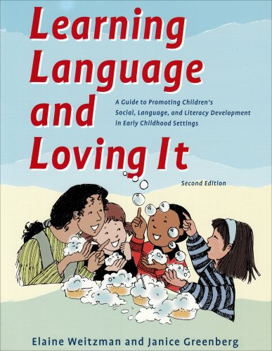 9780921145189: Learning Language and Loving It: A Guide to Promoting Children's Social, Language and Literacy Development