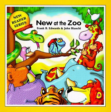 9780921285694: New at the Zoo (New Reader Series)