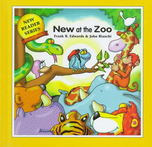 9780921285700: New at the Zoo (New Reader Series)