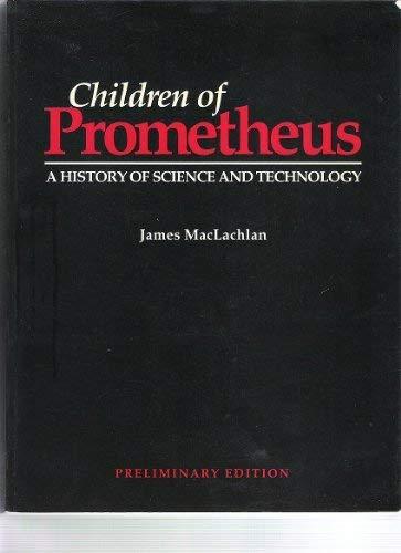 9780921332084: Children of Prometheus