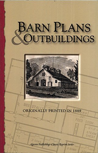 Barn Plans and Outbuildings