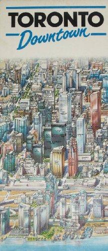 Unique Media Map: Downtown Toronto/Folded