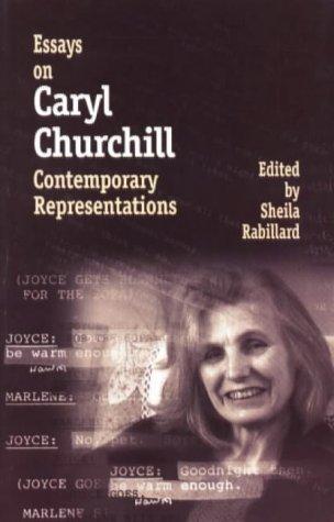 9780921368779: Essays on Caryl Churchill: Contemporary Representations