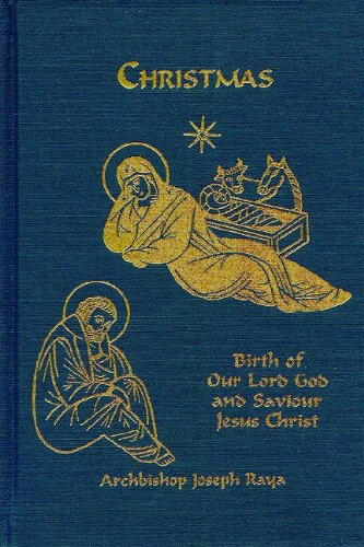 Christmas: Birth of Our Lord God and: Raya, Archbishop Joseph