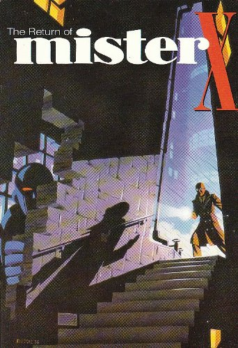 The Return of Mr. X by Gilbert Hernandez, Jaime Hernandez and Dean Motter (1986, Book) (0921451008) by Gilbert Hernandez; Mario Hernandez; Dean Motter