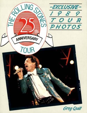 9780921458029: The Rolling Stones: 25th Anniversary