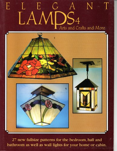 9780921520177: Elegant Lamps 4; Arts and Crafts and More